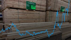 Timber Prices – Why Have They Gone Up and When Will They Come Down!
